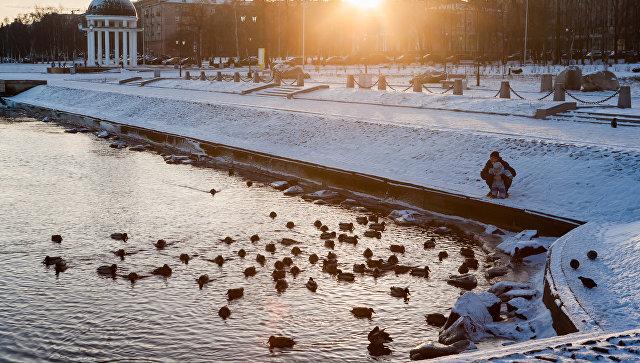 Петрозаводск. Архивное фото