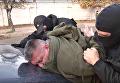 Сотрудники ФСБ задержали в Крыму украинских диверсантов