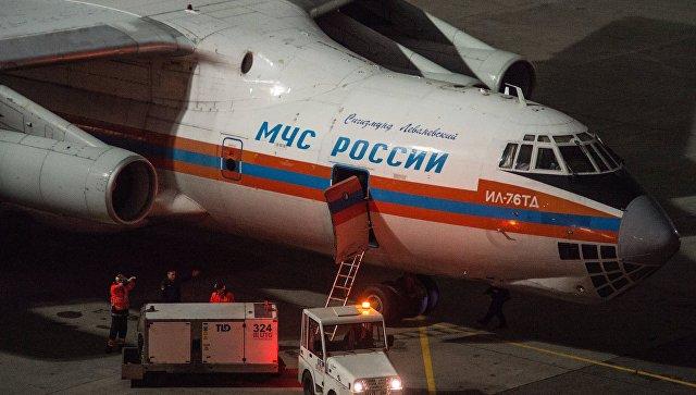 Спецборт МЧС доставил из Турции в Петербург тяжелобольного россиянина