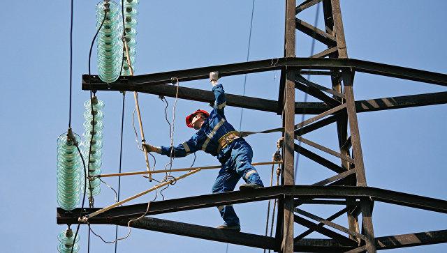 В Дагестане восстановлено электроснабжение после непогоды