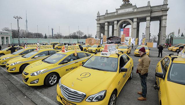 Таксисты-должники неполучат субсидий в 2017г