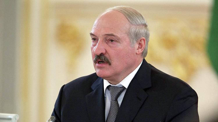 Лукашенко о проблеме беженцев в Европе: Запад получил то, что хотел
