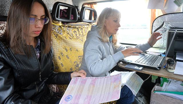 Оформление полисов ОСАГО и КАСКО в Казани. Архивное фото