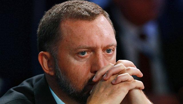 Дерипаска отказался отпроцесса против агентстваAP поиску оклевете