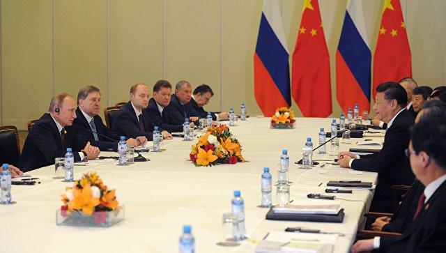 Россия и Китай обсудили сопряжение проектов ЕАЭС и пояса Шелкового пути