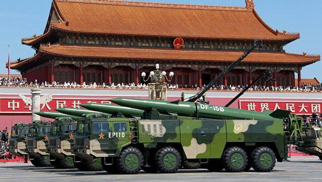 Оборонный бюджет Китая в этом году впервый раз превысит 1 трлн юаней