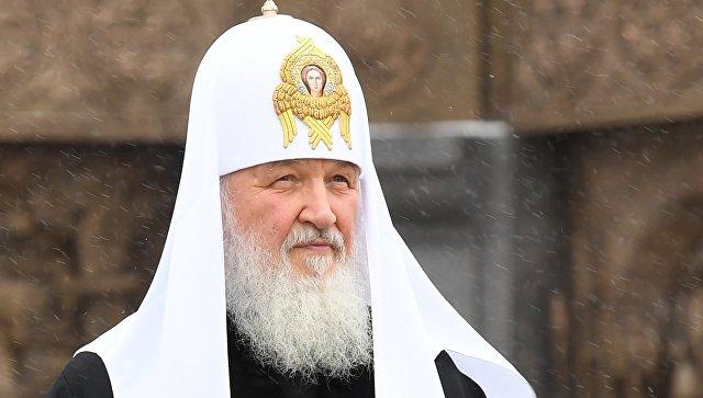 Православные в Киргизии не испытывают притеснений, заявил патриарх Кирилл