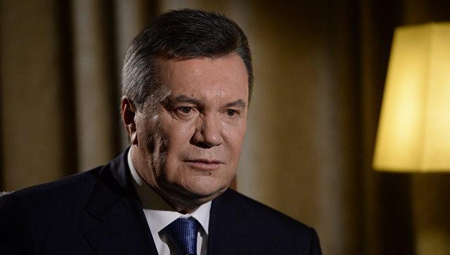 Виктор Янукович: я не скрываюсь, готов к встрече с Генпрокуратурой Украины