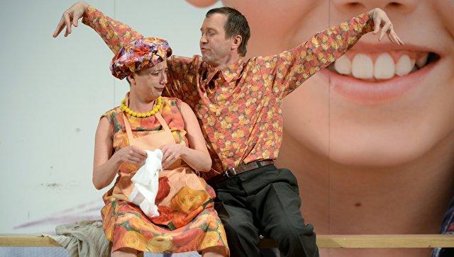 Театр Наций представит спектакль на Гонконгском фестивале искусства