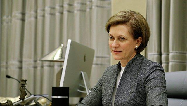 Анна Попова. Архивное фото