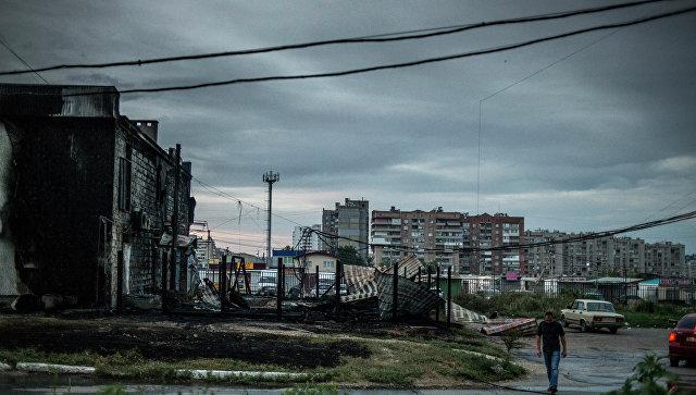 Заотсутствие питьевой воды вЛуганской области отвечает РФ - Геращенко