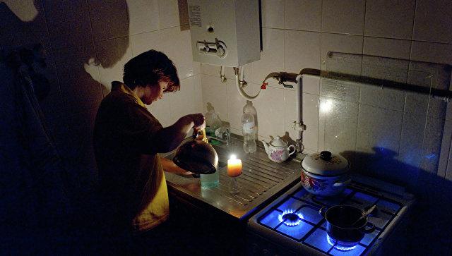 ВЗабайкалье 17 тыс. человек остались без света из-за трагедии наЛЭП