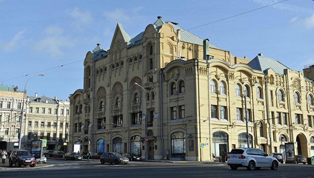 Политехнический музей на Новой площади. Архивное фото