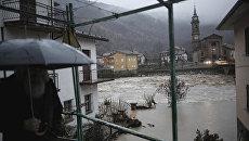 Непогода в Италии. Архивное фото