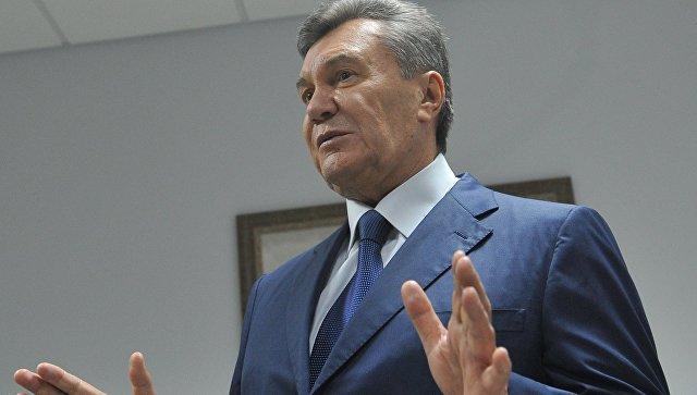 ГПУ насегодня вызвала В.Януковича для ознакомления сматериалами дела
