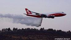 Самый большой в мире пожарный самолет