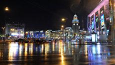 Киевский вокзал. Архивное фото
