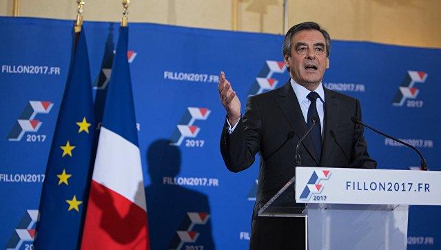 Французские СМИ сообщили о новом незадекларированном займе Фийона
