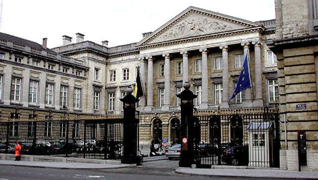 Федеральный парламент Бельгии, архивное фото