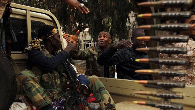 Армия Ливии отразила наступление боевиков на нефтяные порты