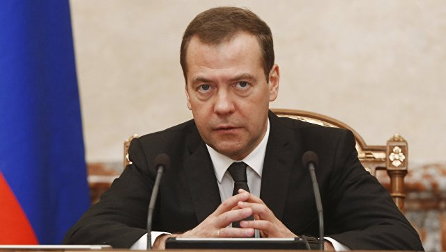 Медведев: в 2017-ом субсидирование РЖД возрастет до470 млрд руб.