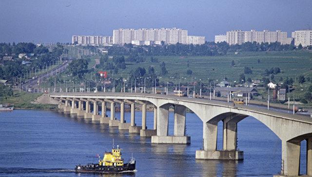 Мост через Волгу в Костроме. Архивное фото