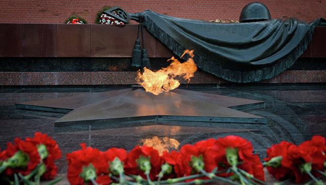 Могила Неизвестного солдата. Архив