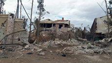 Город Хан аш-Ших перешел под полный контроль сирийских властей. 2 декабря 2016
