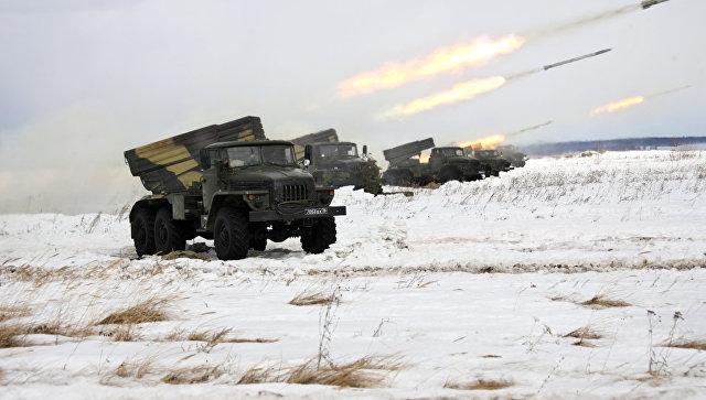 В ДНР заявили о попытке прорыва украинских силовиков в районе Ясиноватой