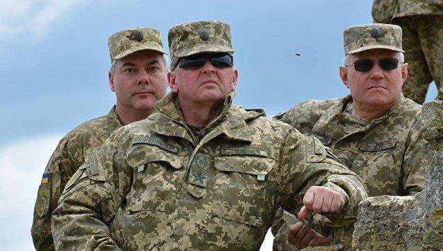 Украинский генштаб высказался по поводу «форсирования Волги»