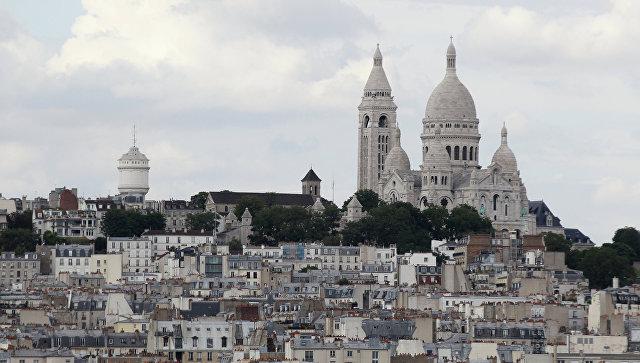 Базилика Сакре-Кёр на Монмартре. Архивное фото