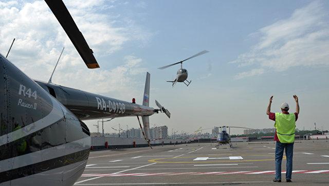 ВРФ разработана своя вертолетная система навигации