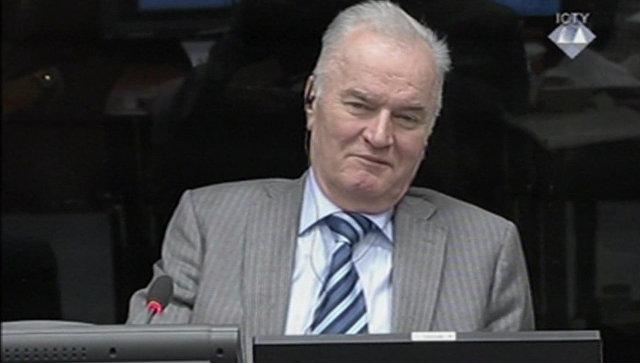 До провозглашения вердикта Ратко Младич могбы обследоваться в российской столице — Дмитрий Саблин