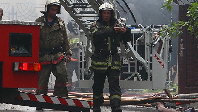 Реутовская пожарно‐спасательная часть признана лучшей в ЦФО по итогам года