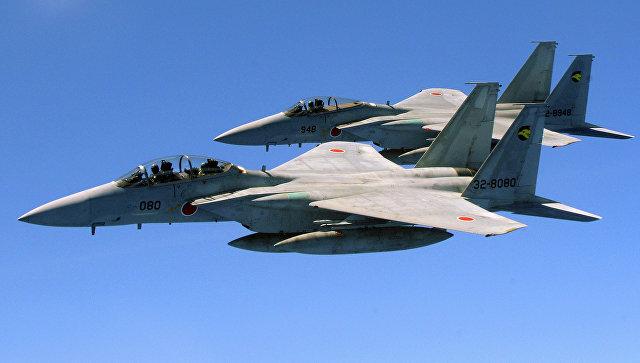 КНР сделал представление Японии после авиаинцидента над Тихим океаном