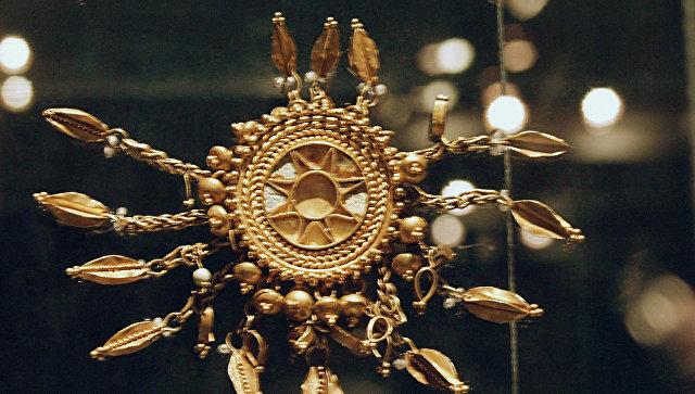 Они заработали нанаших экспонатах— руководство керченского музея озадержании скифского золота