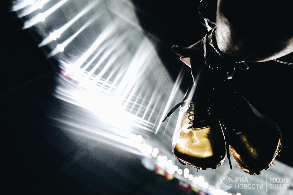 Фотография фотокорреспондента МИА Россия сегодня Константина Чалабова, победившая на фестивале спортивной журналистики Энергия побед