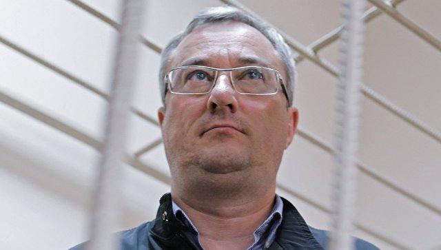 Судья отказался брать самоотвод поделу прежнего руководителя Коми Вячеслава Гайзера