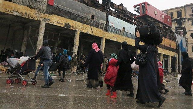 После освобождения Алеппо в провинцию вернулись около 1,2 миллиона беженцев