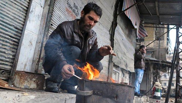 Сирийский Алеппо на100% зачищен отбоевиков