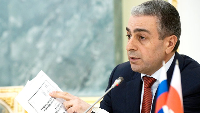 Совет Федерации назначил Саака Карапетяна напост замгенпрокурораРФ
