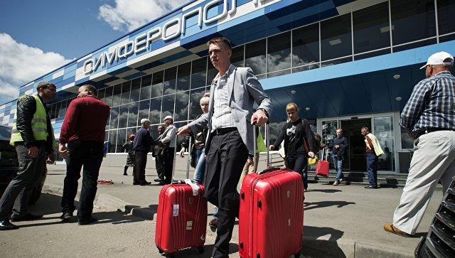 Крым планирует принимать 10 млн туристов ежегодно с2019 года