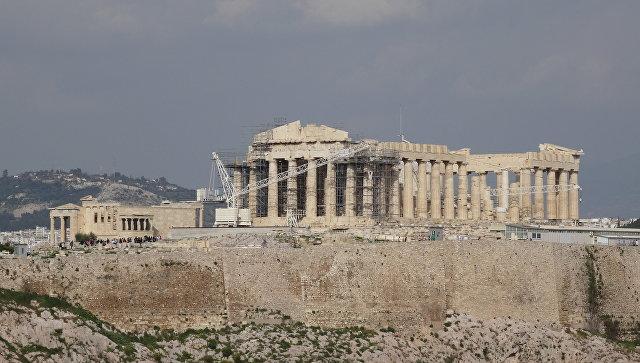 Акрополь. Архивное фото