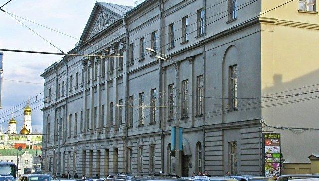 Государственный музей архитектуры им. А.В. Щусева. Архивное фото