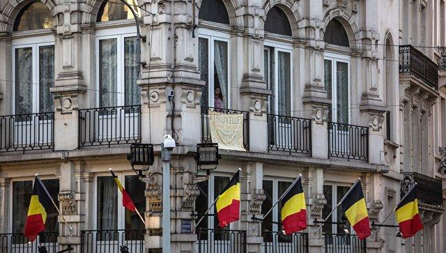 Столица Бельгии Брюссель. Архивное фото
