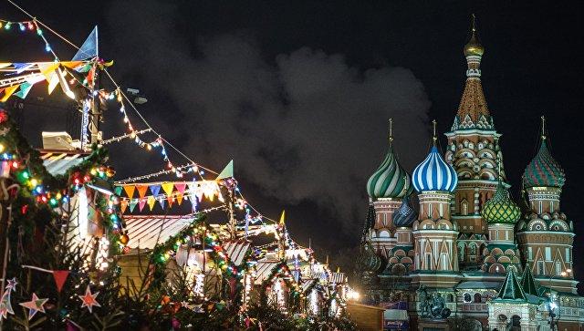 В столице России вновогодние праздники будут дежурить 15 тыс. служащих милиции