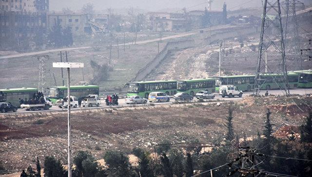 Операция поосвобождению Алеппо завершена— ГенштабРФ