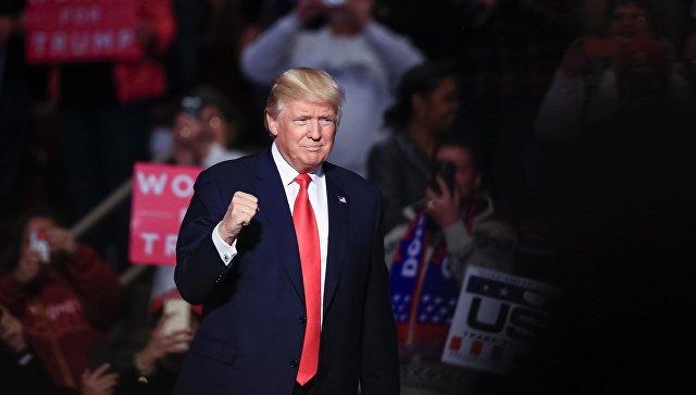 В США ожидают до 900 тысяч человек протестующих после инаугурации Трампа