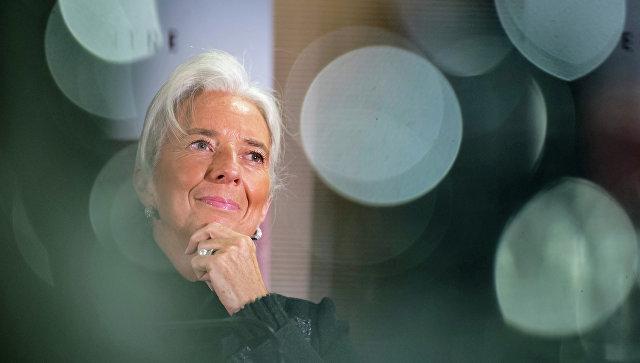 Руководитель МВФ Лагард: План Трампа хорош для экономики США