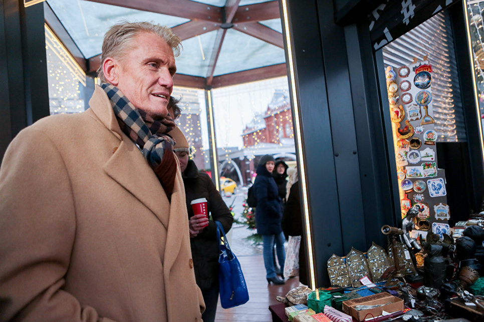 Лундгрен обещал подумать о переезде в Россию, «если в Америке станет хуже»